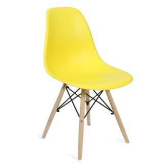 Scaun Eames A 37 Yellow